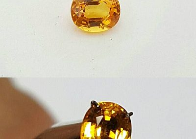 Ceylon Sapphires from Sri Lanka